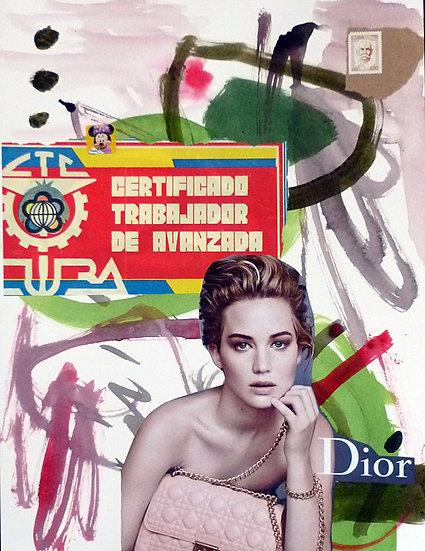 Certificado Dior
