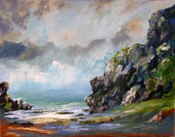 Natasha Perdomo Landscape / Paisajes
