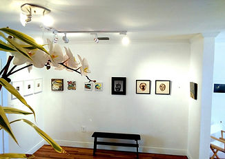 Cowry Art Studio Exhibitions