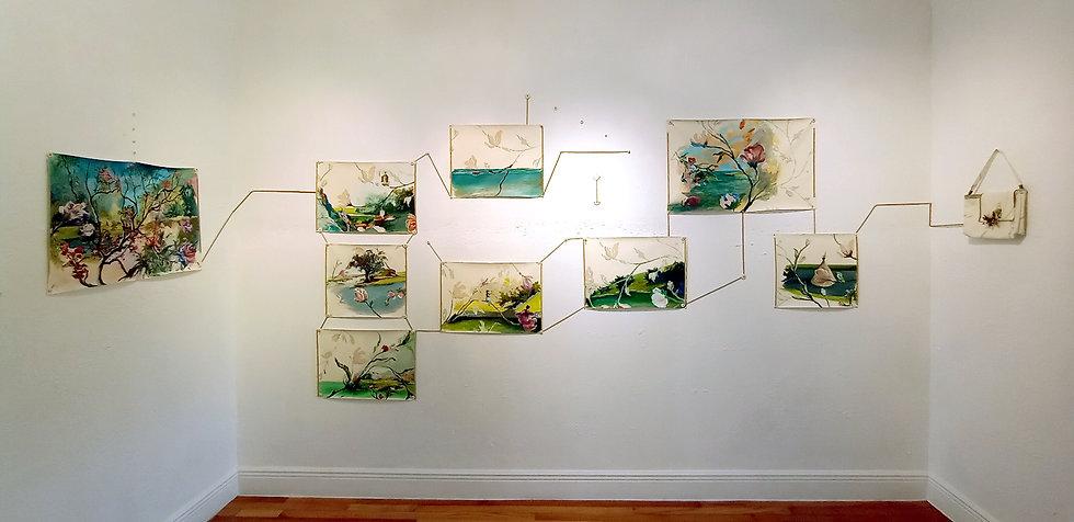 Natasha Perdomo Installation