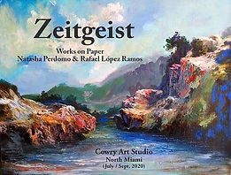 Zeitgeist, Natasha Perdomo & Rafael Lópe