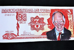 Banco Central de Cuba, since 1997
