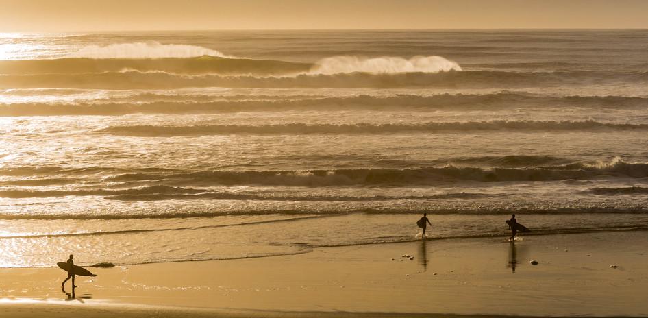 Ocean Beach Surfers at Sunset-7610.jpg