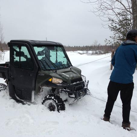 Nos activités hivernales