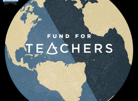 2019 Fund for Teachers Fellows share learning experiences that will impact student achievement