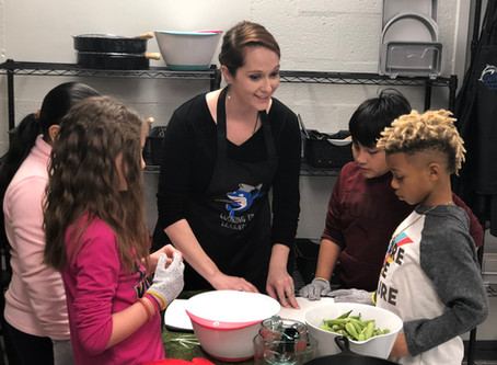 Cooking Up Learning connects history with local culinary partners