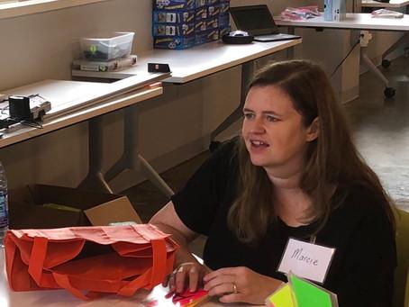 Teacherpreneur physics program presents at Harvard, NSF sponsored conference