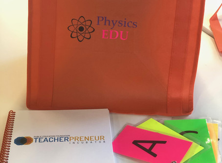 Physics EDU provides beneficial professional development for local educators