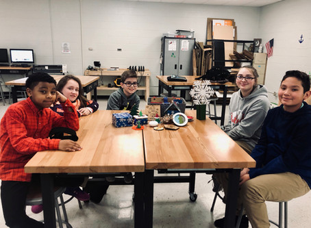 VW eLab Spotlight: Ooltewah Middle School