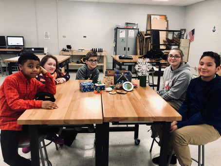 VW eLab Spotlight: Ooltewah Middle School