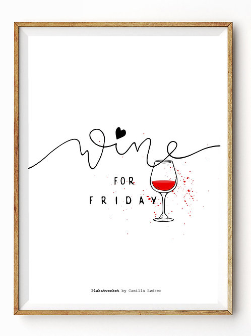 Wine for Friday