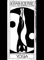 Krab-Bjerre yoga logo