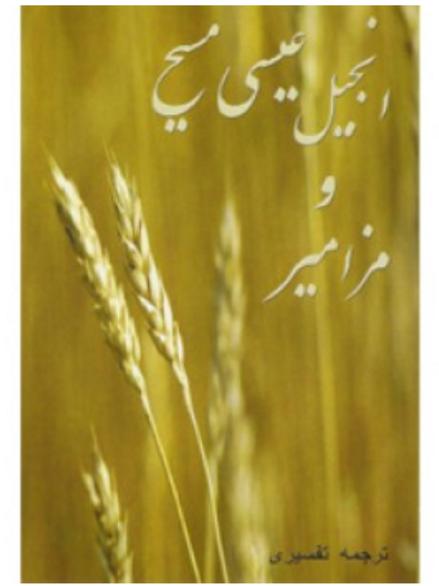 Det nye testamente + Salmernes Bog på Farsi i én bog!