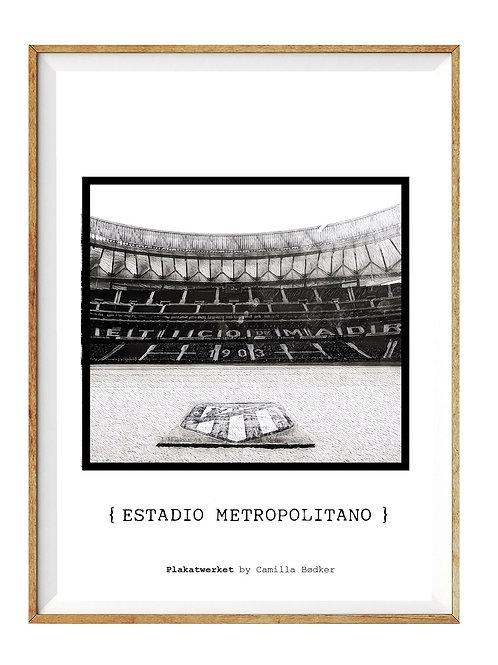 Estadio Metropolitano/En Hyldest