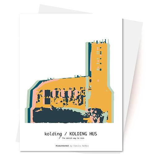 KOLDING - The Danish Way to Rock / Kolding Hus