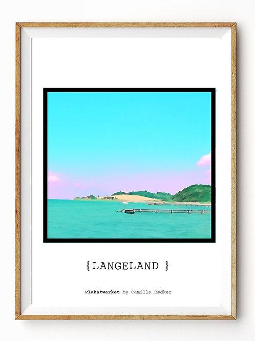 LOVELY DENMARK/ LANGELAND, Badebro