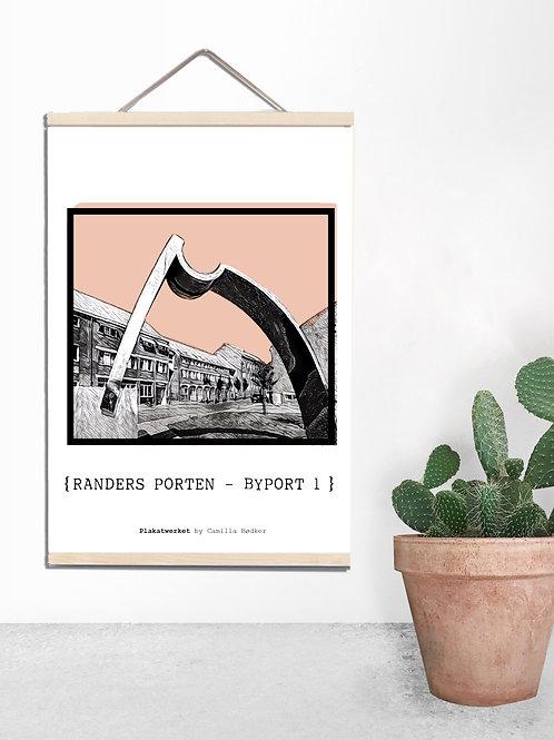 RANDERS / En hyldest / Randers Byporten Byport 1