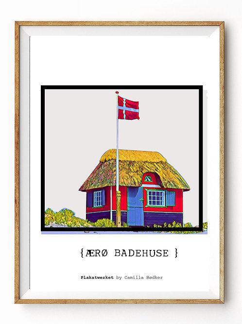Lovely Denmark/Ærø Badehuse