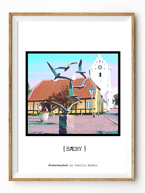 LOVELY DENMARK/ SÆBY, Gammel kirke