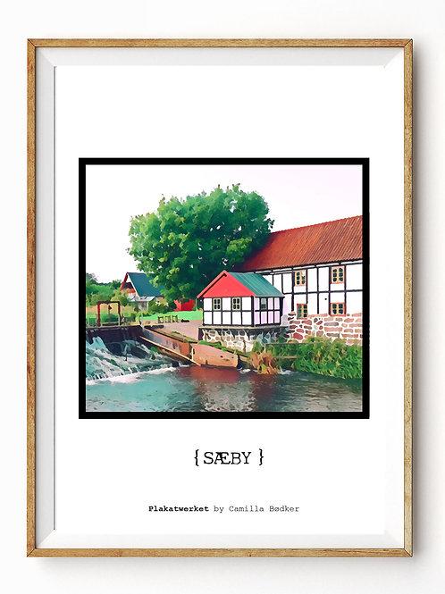 LOVELY DENMARK/ SÆBY, Gammel hus