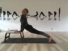 Få færre rynker med FeetUp Yoga hos Krab-Bjerre yoga i Struer