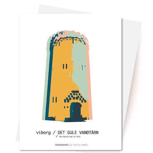 VIBORG - The Danish Way to Rock / Det gule vandtårn