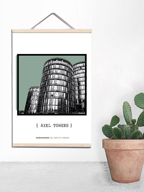 KØBENHAVN / En hyldest / Axel Towers