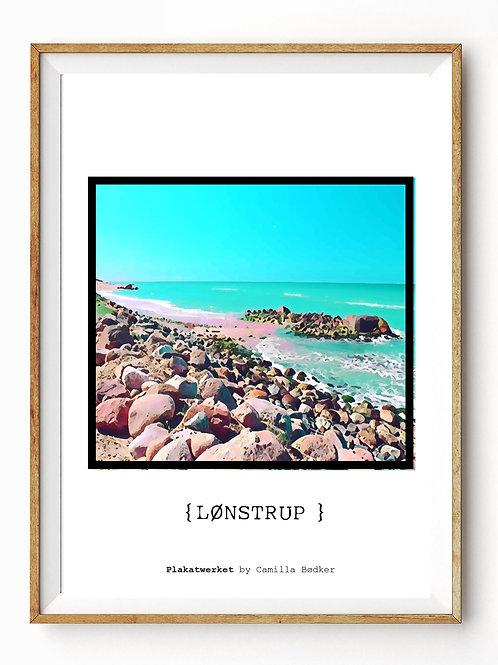 LOVELY DENMARK / LØNSTRUP, Stenstrand