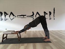 FeetUp yoga hos Birgite Krab-Bjerre Yoga i Struer.