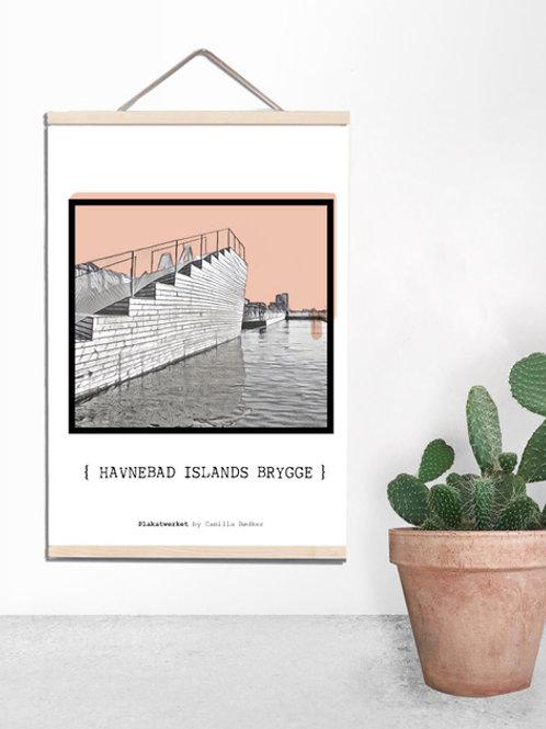 KØBENHAVN / En hyldest / Havnebadet Islands Brygge