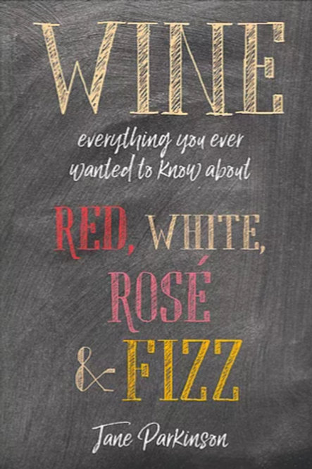 Wine - red, white, rosé and fizz