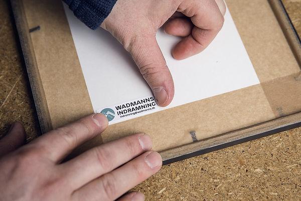 Wadmanns Indramning og plakatshop - Holstebro