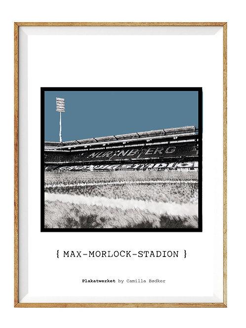 Max-Morlock-Stadion/En Hyldest