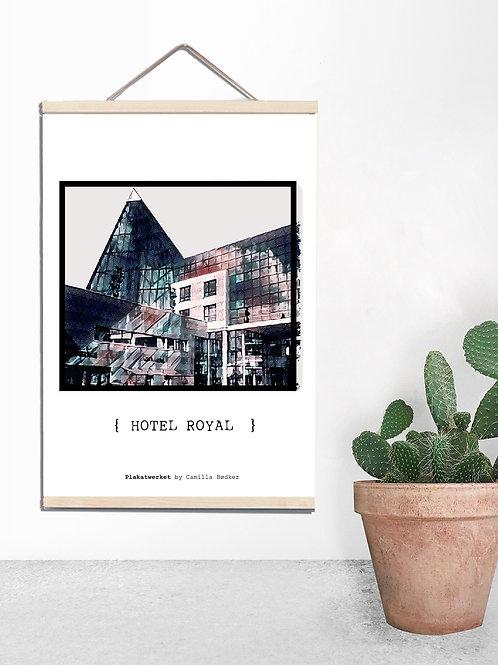 HOLSTEBRO / En hyldest / Hotel Royal