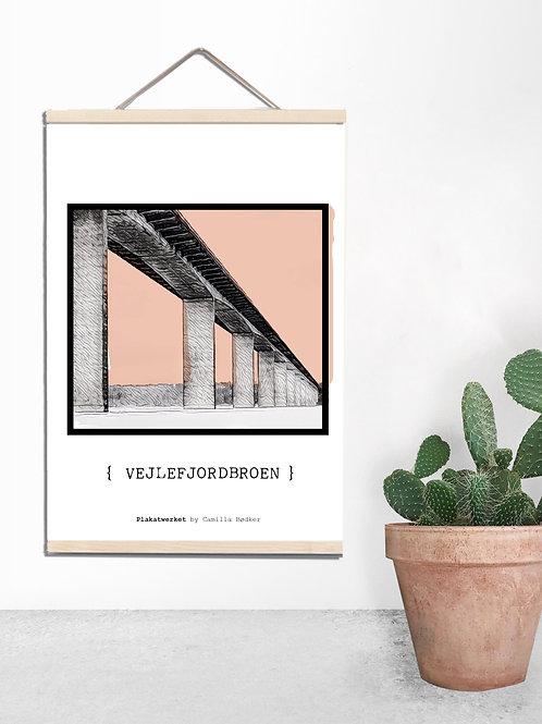 VEJLE / En hyldest / Vejlefjord Broen
