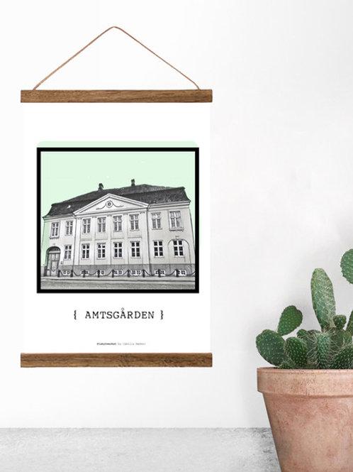 SKANDERBORG / En hyldest / Amtsgaarden