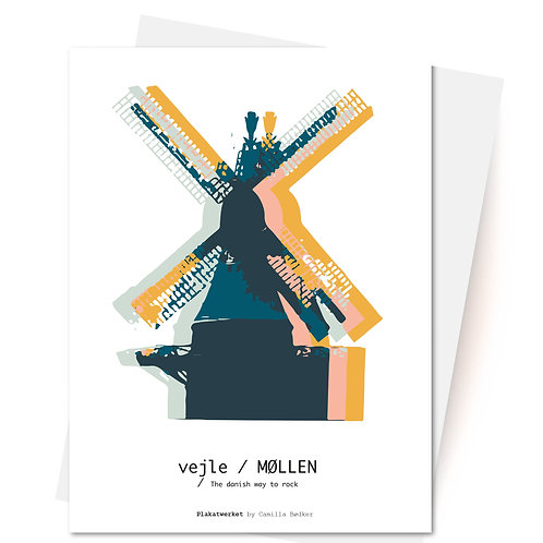 VEJLE - The Danish Way To Rock / Møllen