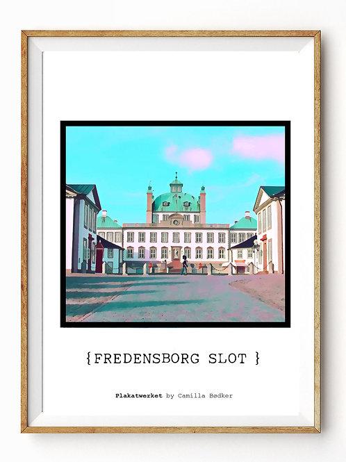 LOVELY DENMARK/ FREDENSBORG SLOT, Fredensborg slot 1