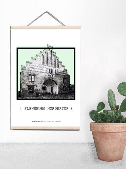 FLENSBORG / En hyldest / Nordertor