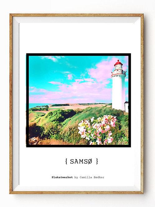 LOVELY DENMARK/ SAMSØ, Fyrtårn