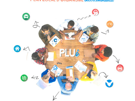Ateliers Publics PLAN LOCAL d'URBANISME INTERCOMMUNAL