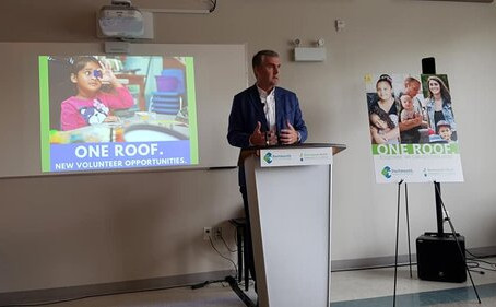 Government Invests in Dartmouth Food and Family Centres