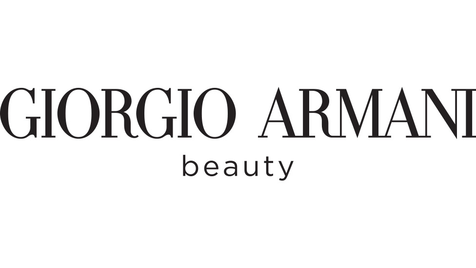 armani beauty logo
