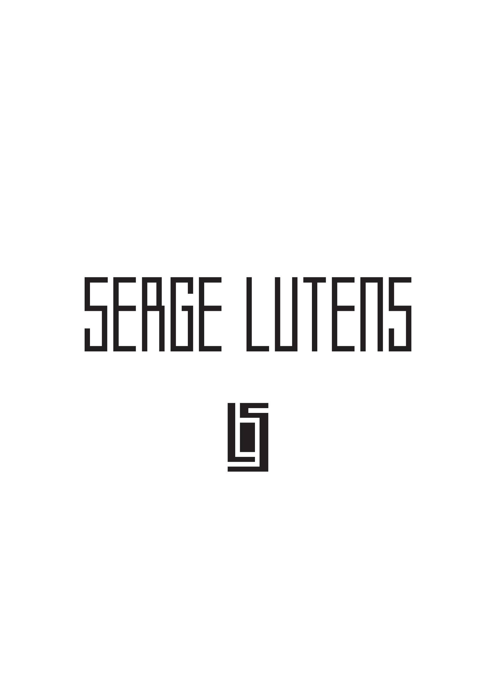 Logo Serge Lutens 2013