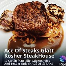 8oz Chef Cut filet Mignon