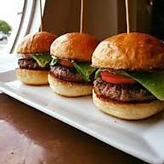 3 Beef Sliders