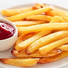 Home Made Steak Fries