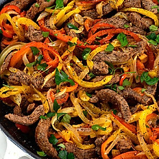 Beef & Veggie Mix