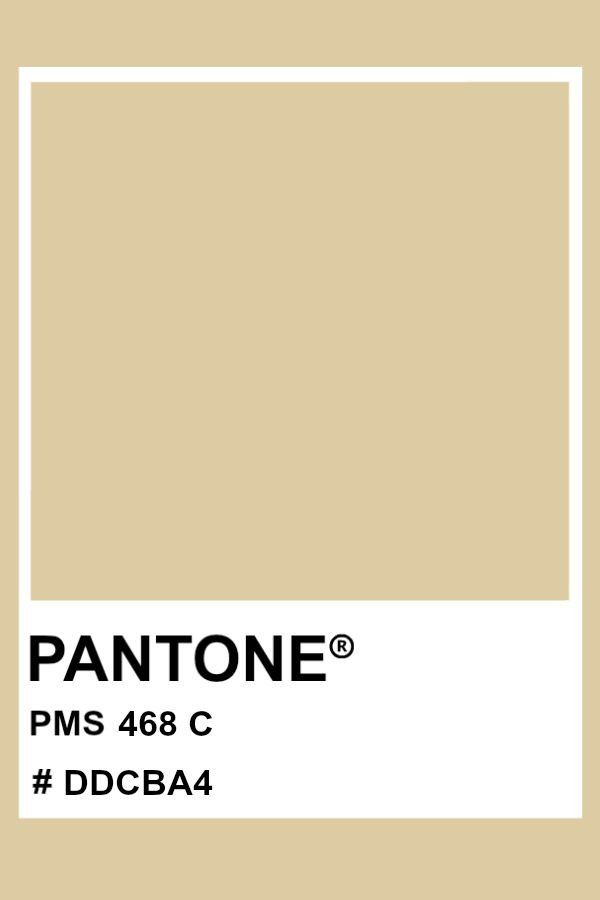 Average Skin Color Pantone 468 C