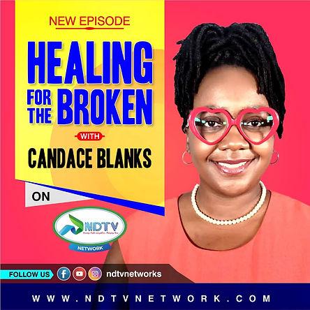 healing for the broken on ndtv network.j